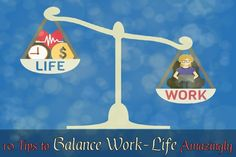 Why Your Work-Life Balance is Missing the Mark (And How You Can Fix It) #WorkLife #WorkLifeBalance | @scoopit http://sco.lt/...