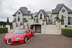 Bugatti Veyron, Rich style