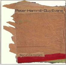 Peter Hammill & Guy Evans, Spur of the Moment***: This was an interesting album to listen to immediately after a death metal album. I don't know if the intensity of that album fed into this one, making it sound more sinister than it actually is, or if their is a menace inherent in this that would shine through regardless of the listening context. Either way, there's something dark in this music that made it quite fun to listen to. I'll be paying attention to this guy a bit more. 1/9/15
