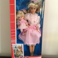 Petra Family Petra And Baby Doll By Lundby New In Box Great Find