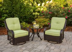 If You Have A Small Outdoor Living Space, Then These 3 Piece Patio  Furniture Set Under 100 Bucks Are Very Recommended For You.