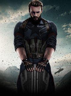 Get this man a shield