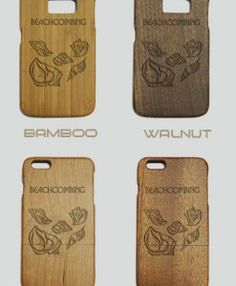 http://woodcases.co/product/beachcombing-engraved-wood-phone-case/