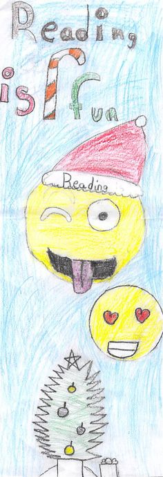 """""""Reading Is Fun"""" by Vanessa 