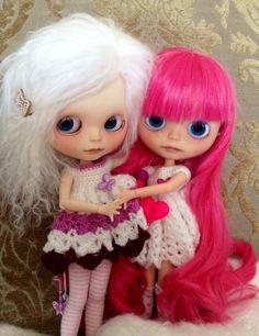 OOAK Blythe custom doll ** #66 Kristy ** custom made by Nora | eBay
