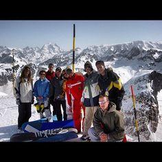 Great day in the Alps #ski in france #ski #snowboard #skiing #snowboarding #arctivity #alps #france  www.arctivity.com