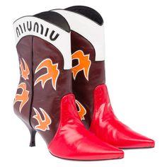 The One: Miu Miu Ankle Boots | Fashion Magazine | News. Fashion. Beauty. Music. | oystermag.com