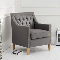 casa bella fabric chair grey natural ash wood legs leader lifestyle rita beige fabric futon chair bed   sofas london
