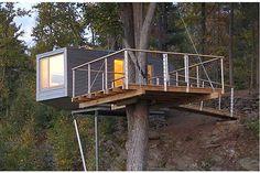 Este excelente casa contêiner de transporte foi construído para menos de US $ 27.000
