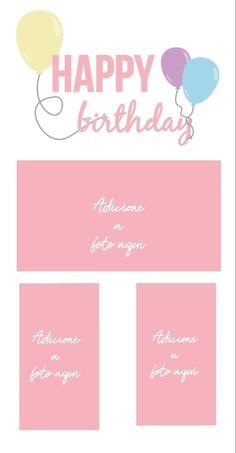 Happy Birthday Posters, Happy Birthday Frame, Happy Birthday Wallpaper, Happy Birthday Wishes Quotes, Happy Birthday Video, Birthday Posts, Birthday Frames, Happy Birthday Images, Birthday Captions Instagram