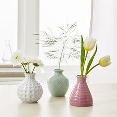 SOMMAR 2017 vaasjes   IKEA IKEAnl IKEAnederland inspiratie wooninspiratie interieur wooninterieur vaas vazen groen mintgroen roze wit