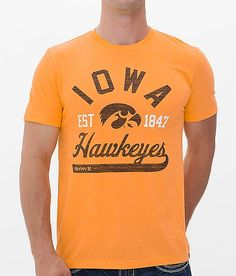 Hurley Iowa Hawkeyes T-Shirt at Buckle.com