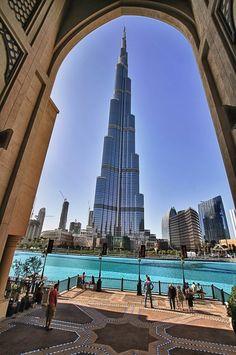 Welcome to the New World  Dubai, United Arab Emirates Copyright © Ahmad Almsaeed