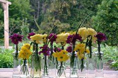 Glass Vase, Spring Summer, Weddings, Home Decor, Decoration Home, Room Decor, Wedding, Interior Design, Home Interiors
