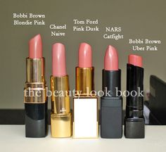 Tom Ford Private Blend Lip Color in Pink Dusk | The Beauty Look Book