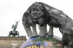 Angela Merkel's green gamble – POLITICO