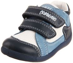 Primigi Sullivan Sneaker (Infant/Toddler) Primigi. $68.95. Made in CS. Manmade sole. leather