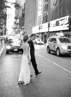 Taylor + James ~ A New York City Engagement Session - KT Merry Photography Blog - Destination Weddings Worldwide