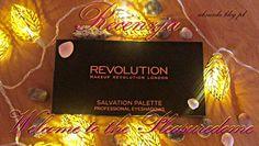 Welcome to the Pleasuredome- Makeup Revolution   Uwolnij swoje piękno