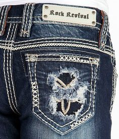 Rock Revival Mina Stretch Short - Women's Shorts | Buckle