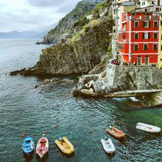 what a beautiful view in cinque terre
