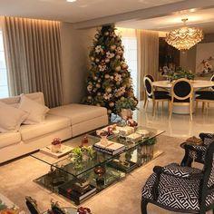 17.6 тыс. отметок «Нравится», 105 комментариев — Home•decor•arq•house•int•casa (@_homeidea) в Instagram: «Então é #natal por aqui também!  www.homeidea.com.br Projeto e foto Vanessa Martins…»