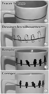 """Résultat de recherche d'images pour """"tasse personnalise fimo"""""""