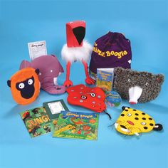Animal boogie Animal Boogie, Babyroom Ideas, Story Sack, Music Therapy, Student Teaching, Eyfs, Library Ideas, Sacks, Therapy Ideas