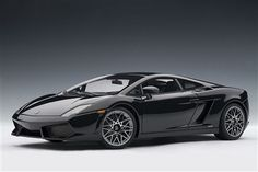 The Lamborghini Gallardo LP560-4 in 1:18 scale, by Autoart. Available now at  www.carriagehousemodels.com. #modelcars