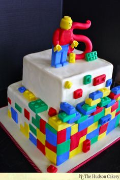 Boys Birthday Cake Ideas - Bing Images
