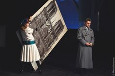 IN PARIS  Production Baryshnikov Arts Center, Dmitri Krymov Laboratory and Russian century foundation.     Composition and direction Dmitri Krymov   Stage Design Maria Tregubova  Music Dmitri Volkov