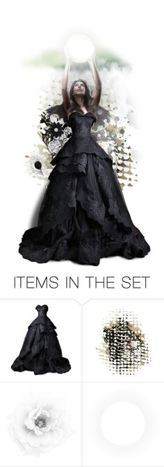 """""""Moonlight girl"""" by martans ❤ liked on Polyvore featuring art"""