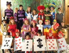 """The Quaker Hill Young Players will perform """"Disney's Alice in ..."""