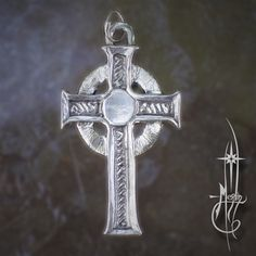 The classic Cross of the Celts.