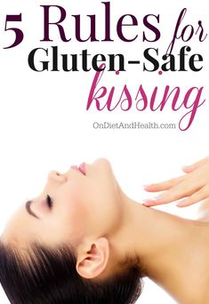 Do you have a gluten allergy and are concerned about kissing someone who doesn't? If we're sensitive to gluten, what happens when a kissable partner has eaten pizza or beer lately? How careful do we have to be? Health And Wellness, Health Tips, Women's Health, Bad Carbohydrates, Specific Carbohydrate Diet, Natural Sleep Aids, Gluten Free Living, Thyroid Health, Alternative Treatments