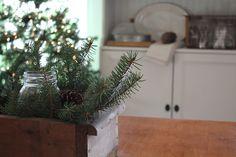 FARMHOUSE 5540: Christmas Dining Room
