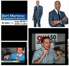 Thank you CNN Host Mr. Bert Martinez for having our dear pastor,Pastor Keion Henderson on your great show Money for Lunch Talk show today.