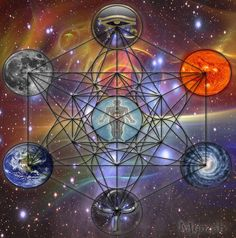 Sacred Geometry by Master Psychic Healer, Laura Schwalm-Anthony Sacred Geometry can be seen in everything and everyone in the universe. Mystics consider Sacred Geometry to be the architecture of th…