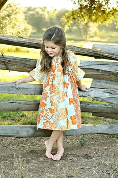 Jewel's Stripwork Dress Downloadable Sewing Pattern by Create Kids Couture