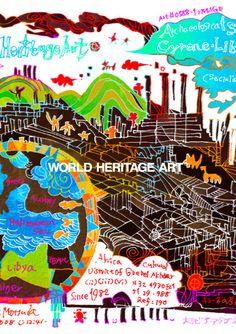 【位置情報仮】0588-1 #キレーネの考古遺跡 #大リビア・アラブ社会主義人民 #ジャマーヒリーヤ国 #Archaeological Site of #Cyrene_ #Libya (#Socialist People's #Libyan #Arab #Jamahiriya)_ LY_ Africa_ Cultural_ District of #Ghebel-Akhdar_ (ii)(iii)(vi)_ N32 49 30 E21 51 29.988_ 1982_ Ref:190 #WorldHeritage #Art #KoichiMatsuda
