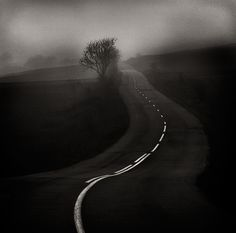 Gorgeous Black and White Photography By Bogdan Panait - it helps having the right scenery.