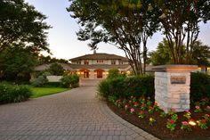 Tour a Private Mediterranean-Style Mansion in Austin, Texas   HGTV.com's Ultimate House Hunt >> http://www.hgtv.com/design/ultimate-house-hunt/2015/curb-appeal/curb-appeal-private-mediterranean-style-mansion-in-austin-texas?soc=pinhuhh
