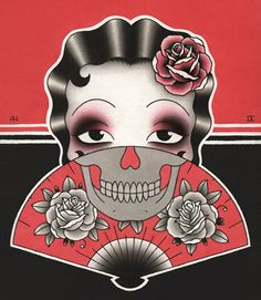 not really day of the dead, but cool anyway!