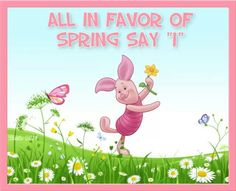 97 best winnie the pool images winnie the pooh pooh bear winnie the pooh friends - Happy spring day image quotes ...