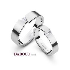 Dabouq Studio Couple Ring - DR0016 - Simple+ #DABOUQ #Jewelry #쥬얼리 #CoupleRing #커플링 #ProposeRing #프로포즈링 #프로포즈반지 #반지 #결혼반지 #Dai반지 #Diamond #Wedding_Ring #Wedding_Band #Gold #White_Gold #Pink_Gold #Rose_Gold