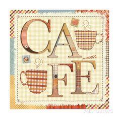 Patchwork Café I (Pela Studio)