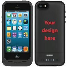 Mophie Iphone 4/4s/5/5s Battery Charging Cell Phone Case