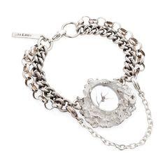 Cupid Frame Bracelet | Lisa E Moss | Wolf & Badger