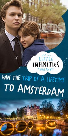 #Win a Trip to #Amsterdam