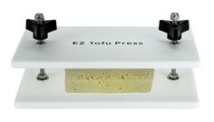 EZ Tofu Press- Best selling tofu press on the Market!